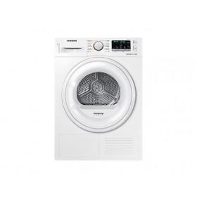 Samsung DV80M50101W Libera installazione Carica frontale 8kg A++ Bianco