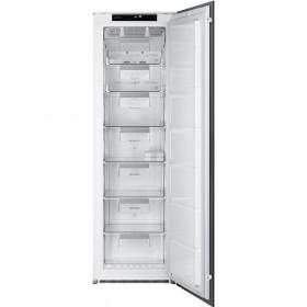 Smeg S7220FNDP1 congelatore Incasso Verticale Bianco 208 L A+
