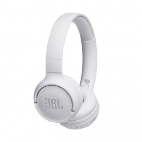 JBL Tune 500BT auricolare per telefono cellulare Stereofonico Padiglione auricolare Bianco Senza fili