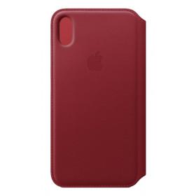 """Apple MRX32ZM/A custodia per cellulare 16,5 cm (6.5"""") Custodia a libro Rosso"""