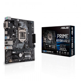 ASUS PRIME H310M-A R2.0 scheda madre LGA 1151 (Presa H4) Micro ATX Intel® H310