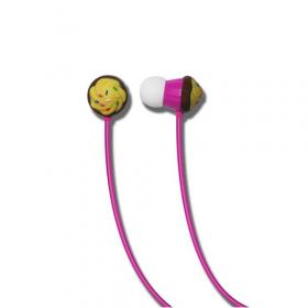 Maxell 303594 headphones/headset Auricolari Auricolare Rosa