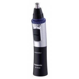Panasonic ER-GN30 rasoio di precisione Nero, Acciaio inossidabile