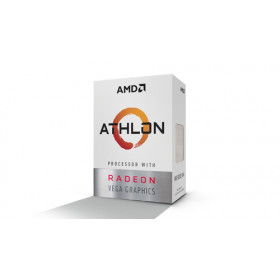 AMD Athlon 200GE processore 3,2 GHz Scatola 4 MB L3