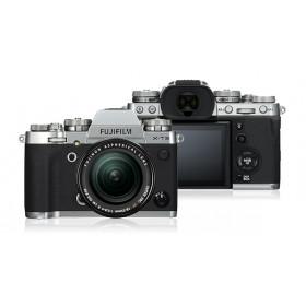 Fujifilm X -T3 MILC 21,6 MP CMOS 6240 x 4160 Pixel Nero, Argento