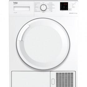 Beko DRX712B Libera installazione Caricamento frontale Bianco 7 kg A+