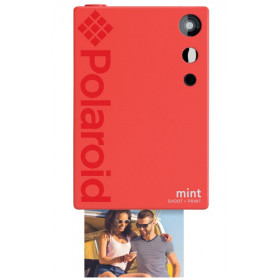 Polaroid Mint instant digital camera 50 x 76 mm Rosso