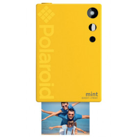 Polaroid Mint instant digital camera 50 x 76 mm Giallo