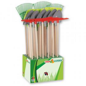 Androni Giocattoli 4200-0000 set di attrezzi manuali da giardino 24 pezzo(i)