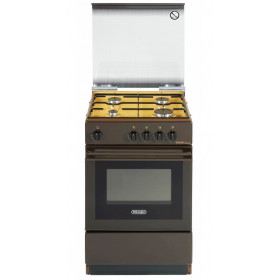 DeLonghi SGK 554 GB N cucina Piano cottura Marrone Gas