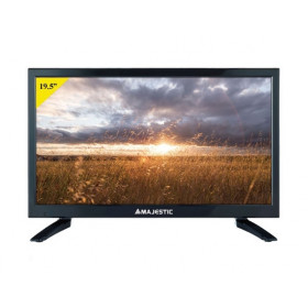 "New Majestic TVD-220 S2 LED MP10 TV Hospitality 49,5 cm (19.5"") HD+ 200 cd/m² Nero A"