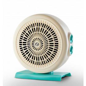 Olimpia Splendid Caldo Circle 20 Riscaldatore ambiente elettrico con ventilatore Interno Blu, Bianco 2000 W