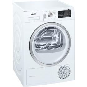 Siemens iQ500 WT47W458II asciugatrice Libera installazione Caricamento f