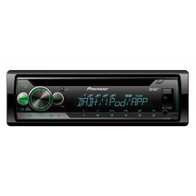 Pioneer DEH-S410DAB Ricevitore multimediale per auto Nero