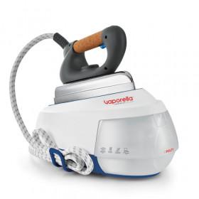 Polti Vaporella Forever 657 Eco_Pro 2150 W 0,7 L Alluminio Blu, Bianco