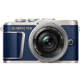 """Olympus PEN E-PL 9 + 14-42mm EZ MILC 16,1 MP 4/3"""" Live MOS 4608 x 3456 Pixel Blu"""