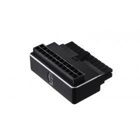 Cooler Master CMA-CEMB01XXBK1-GL cavo di interfaccia e adattatore ATX 24-Pin Nero