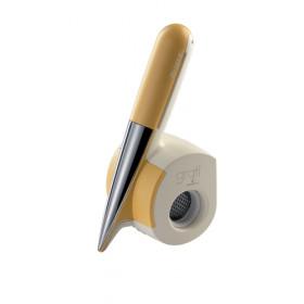 Ariete 0457 grattugia elettrica Sabbia, Bianco Metallo, Plastica