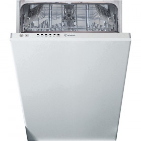 Indesit DSIE 2B10 lavastoviglie A scomparsa totale 10 coperti A+