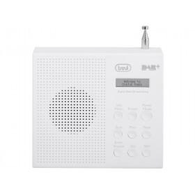 Trevi DAB 791 R radio Portatile Digitale Bianco