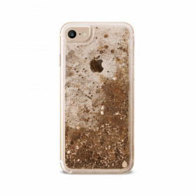 "PURO P-IPC747CAQUAW custodia per cellulare 11,9 cm (4.7"") Cover Oro"