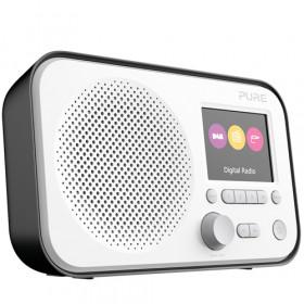 Pure Elan E3 radio Portatile Digitale Nero