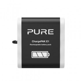 Pure ChargePAK E1 Rechargeable battery Ioni di Litio