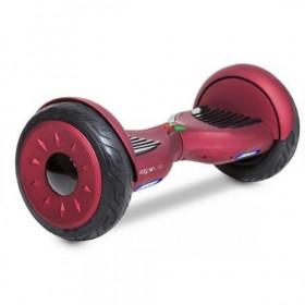 GOCLEVER CBLCR hoverboard 15 km/h Nero, Rosso 4400 mAh