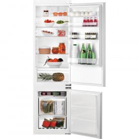 Hotpoint BCB 8020 D AA frigorifero con congelatore Da incasso Acciaio inossidabile 305 L A+