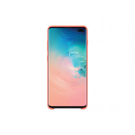SILICONE COVER BERRY PINK GALAXY S10+