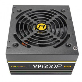 Antec VALUE POWER 600P PLUS alimentatore per computer 600 W ATX Nero