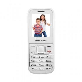 Telefono MaJestic TLF-Lucky55 Bianco