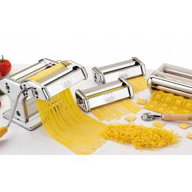 Küchenprofi 0801531200 macchina per pasta e ravioli Macchina per la pasta manuale