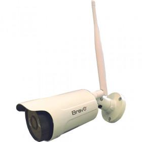 Bravo Captain Telecamera di sicurezza IP Interno e esterno Capocorda Bianco 1280 x 720 Pixel