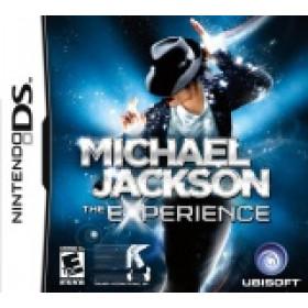 Ubisoft Michael Jackson: The Experience Nintendo DS videogioco