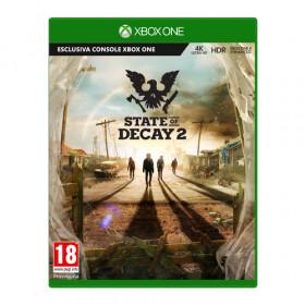 Microsoft State of Decay 2, Xbox One videogioco Basic Tedesca, Inglese, ESP, ITA, Portoghese, Russo