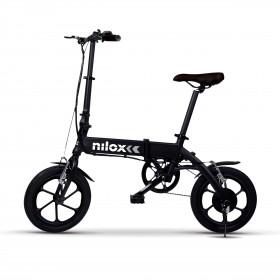 """Nilox X2 Plus Nero Acciaio 40,6 cm (16"""") Litio 18 kg"""