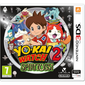 3DS YOKAI WATCH 2 SPIRITOSSI