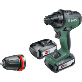 Bosch AdvancedDrill 18 Kit Verde 1250 Giri/min 1 kg
