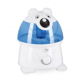 Arya HD Panda umidificatore Vapore 3,8 L Blu, Bianco