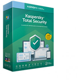 Kaspersky Lab Total Security 2019 Full license 1 licenza/e 2 anno/i ITA