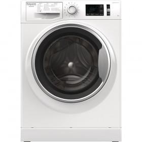 Hotpoint NR548GWSA lavatrice Libera installazione Caricamento frontale Bianco 8 kg 1400 Giri/min A+++