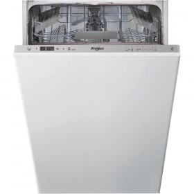 Whirlpool WSIC 3M17 lavastoviglie A scomparsa totale 10 coperti A+