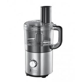 Russell Hobbs 25280-56 robot da cucina 1,2 L Nero, Acciaio inossidabile 500 W