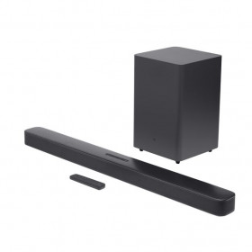 JBL Bar 2.1 Deep Bass altoparlante soundbar 2.1 canali 300 W Nero