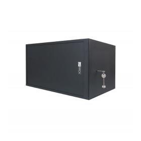 WP WPN-RWS-12506-B rack 12U Nero