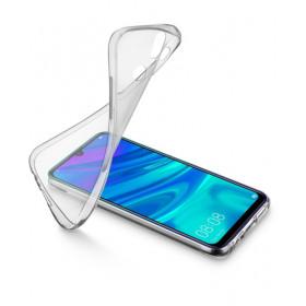 Cellularline Soft - Y7 2019 Protegge e valorizza il design dello smartphone Trasparente