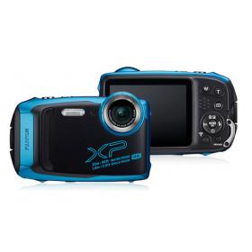 """Fujifilm FinePix XP140 Fotocamera compatta 16,4 MP 1/2.3"""" CMOS 4608 x 3456 Pixel Nero, Blu"""