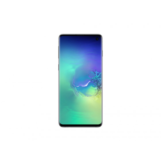 "Samsung Galaxy S10 SM-G973F/DS 15,5 cm (6.1"") 8 GB 128 GB Dual SIM ibrida 4G Verde 3400 mAh"
