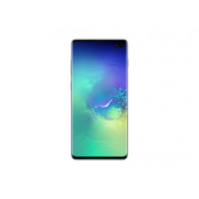 "Samsung Galaxy S10+ SM-G975F/DS 16,3 cm (6.4"") 8 GB 128 GB Dual SIM ibrida 4G Verde 4100 mAh"
